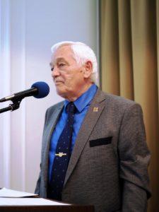 plk. v. v. Ing. Milan SOBEK, podpredseda združenie Vojenský veterán Bratislava