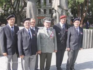 Zľava Junek, Macoun, Bošanský, Ďurina, Dubeň, Sobek