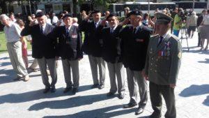 Delegacia pri kladeni kytice